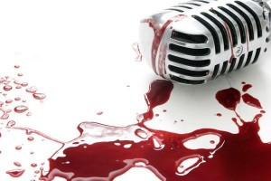 dead author microphone queering performance as a writer